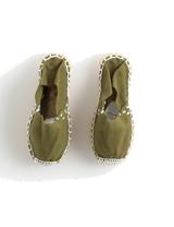 Cousu Main Sandale,